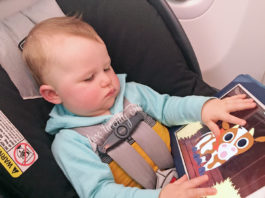 9 Tips For Flying With Small Kids
