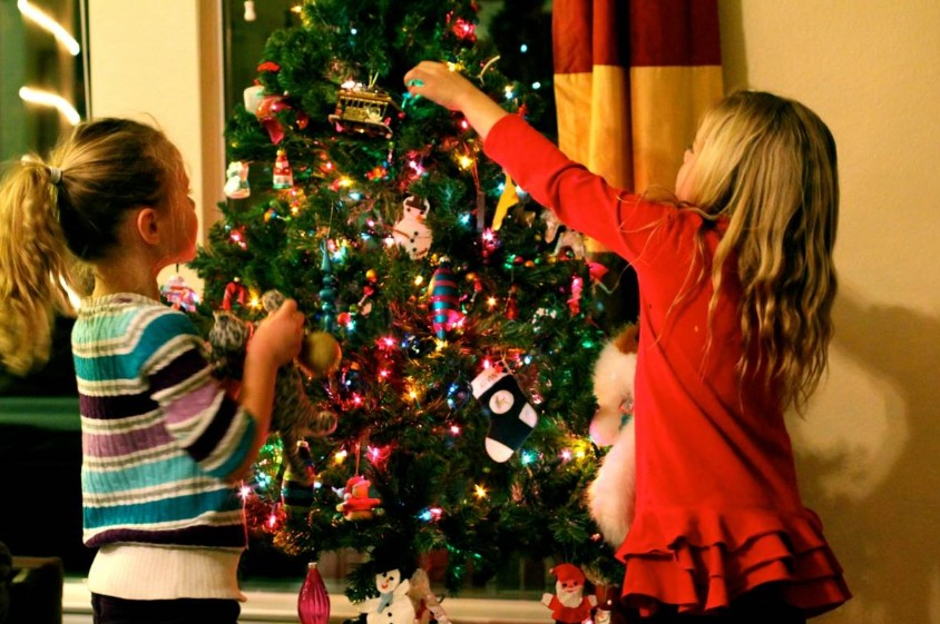 Best Tips For Setting Up A Christmas Tree   BiggieTips