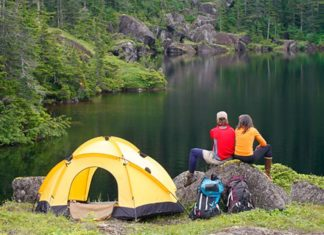 Top Camping Tips for First Timers