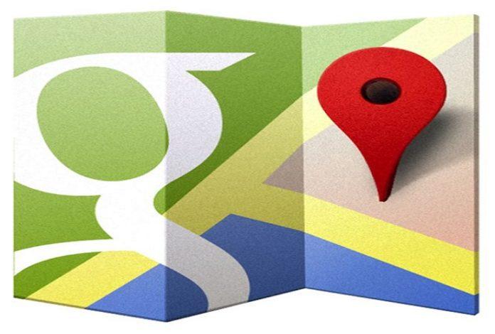 Google Maps Trick