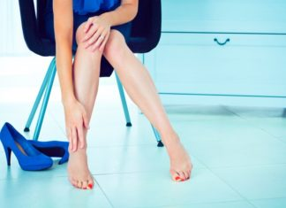 high heels, damage your health, affect your body