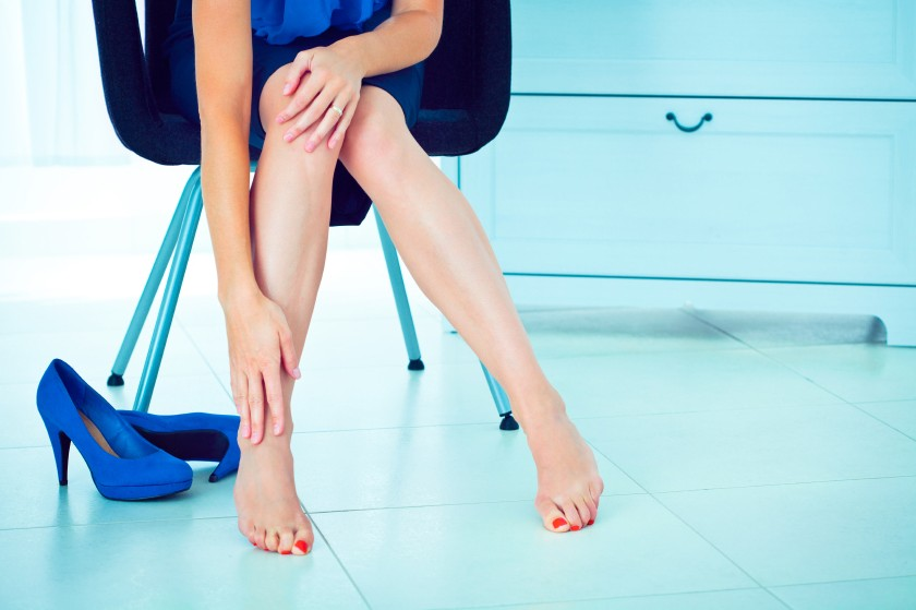 How High Heels Can Damage Your Body