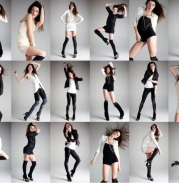 How to Pose like a Model for Photos1