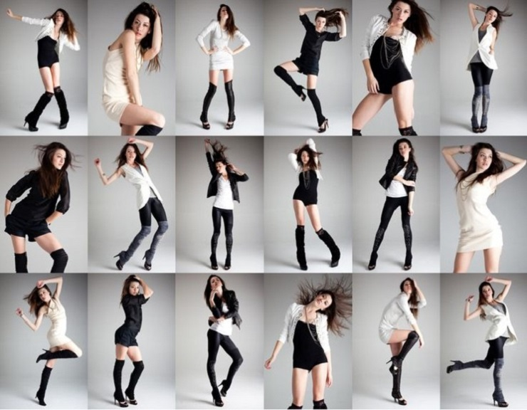 How to Pose Like a Model for Photos