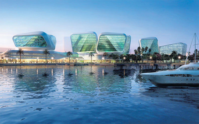 7 Sightseeing Places in Abu Dhabi for Free77
