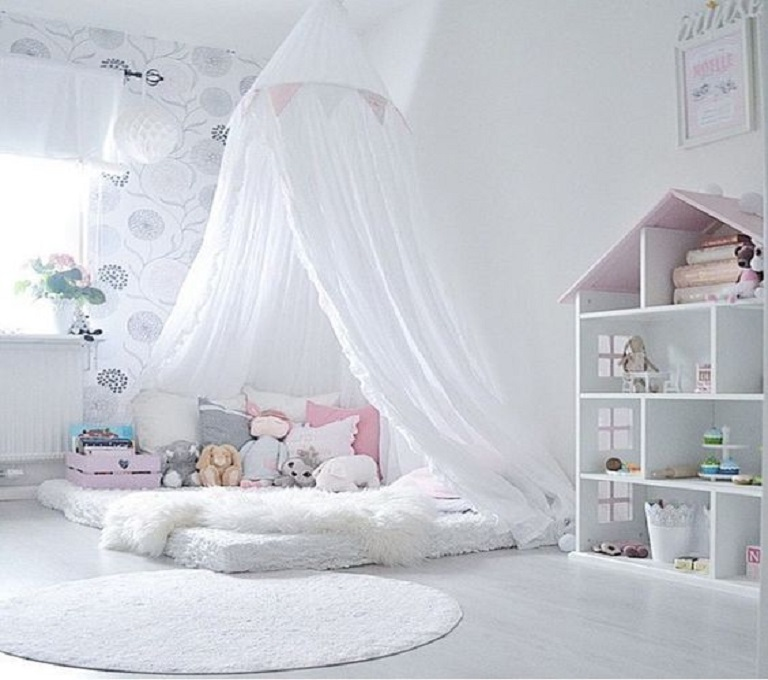 Top 5 super cute nursery decor ideas you must know for Chambre unicorn