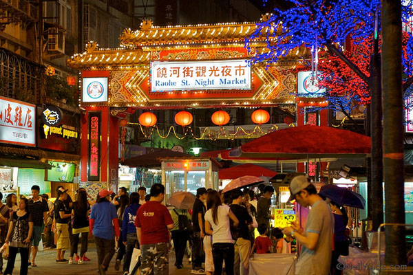 What to see and do in Taiwan Night Markets-2