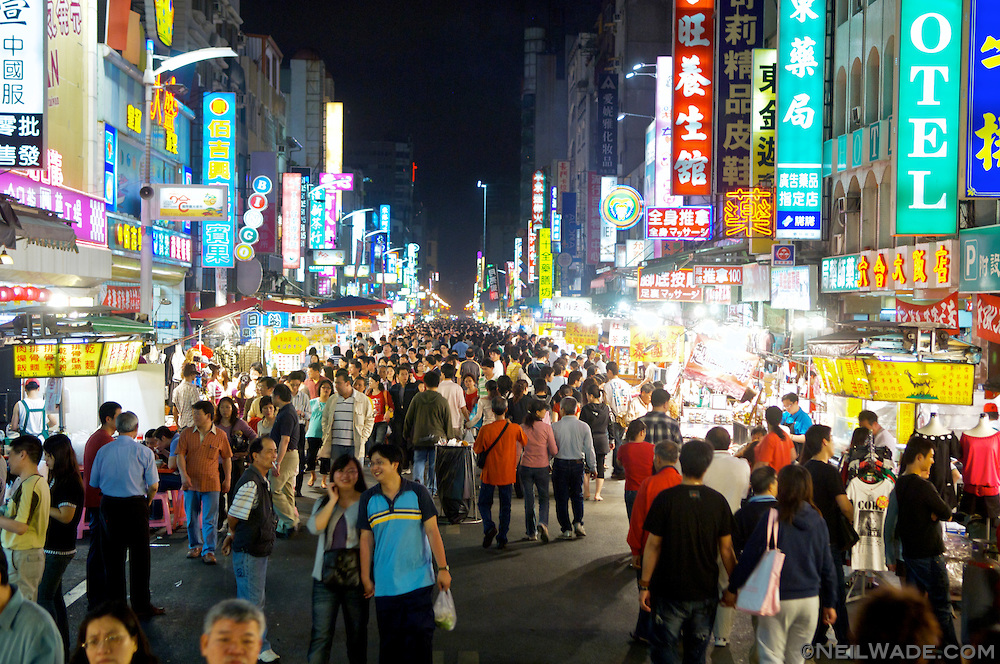 What to see and do in Taiwan Night Markets-7