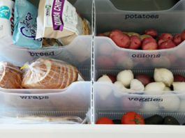 12 Smart and Cheap Ways to Organize Your Refrigerator -1