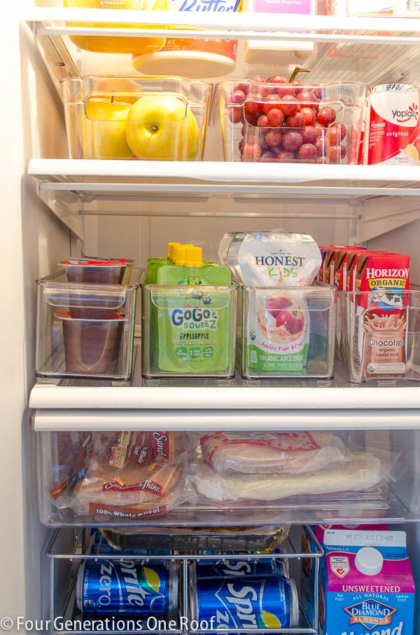12 Smart and Cheap Ways to Organize Your Refrigerator -11