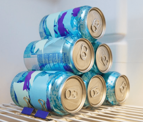 12 Smart and Cheap Ways to Organize Your Refrigerator -12