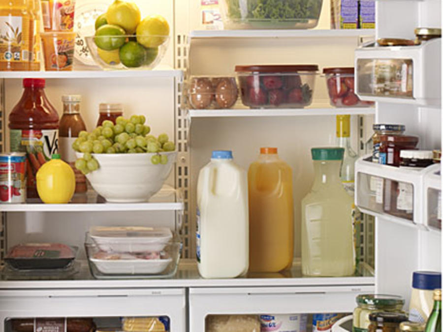 12 Smart and Cheap Ways to Organize Your Refrigerator -4