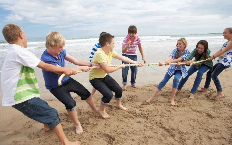 15 Cool Ways Kids Can Enjoy the Beach12