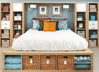 8 Quick Tips for Organizing your Bedroom