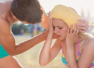 Heat Stroke Common Symptoms, Treatment and Prevention