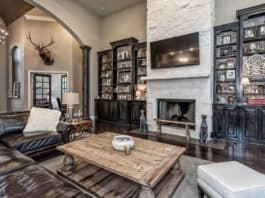 8 Industrial Living Room Ideas You are Going to Love-1
