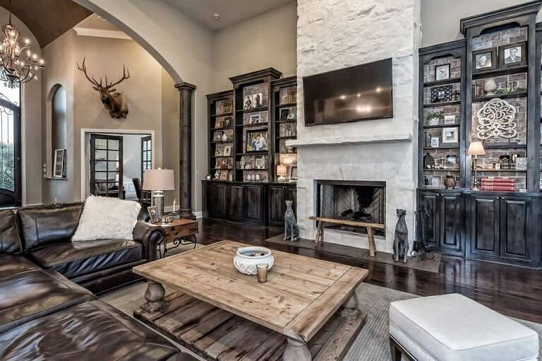 8 industrial living room ideas you are going to love 1 - Industrial Living Room