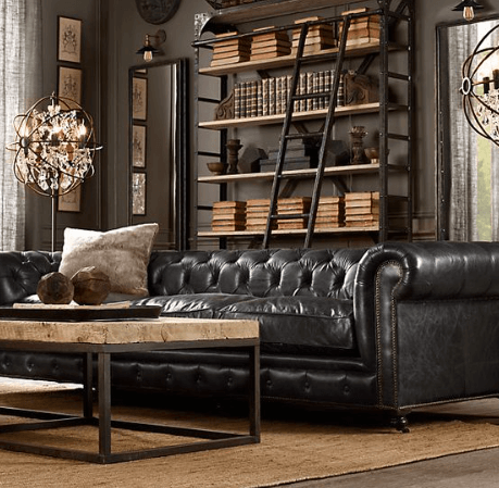 8 Industrial Living Room Ideas You Are Going To Love 4