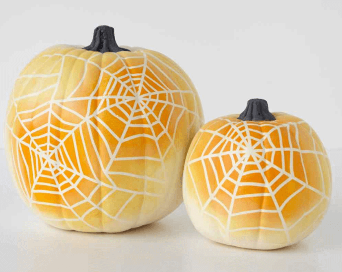 20 Easy Halloween Pumpkin Painting Ideas-17