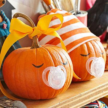 20 Easy Halloween Pumpkin Painting Ideas-1820 Easy Halloween Pumpkin Painting Ideas-18