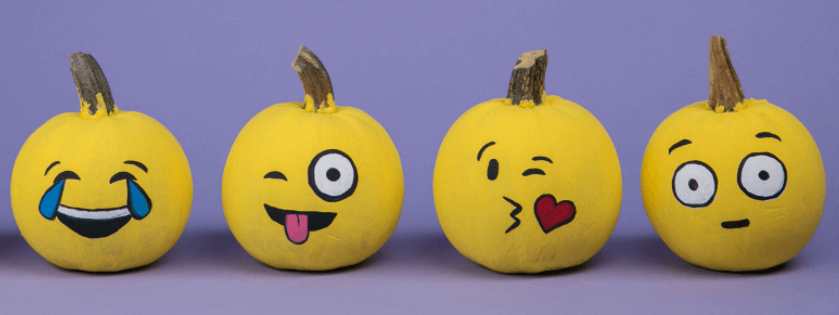 20 Easy Halloween Pumpkin Painting Ideas-44
