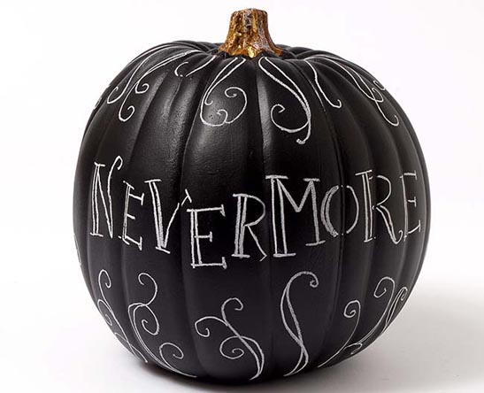 20 Easy Halloween Pumpkin Painting Ideas-6