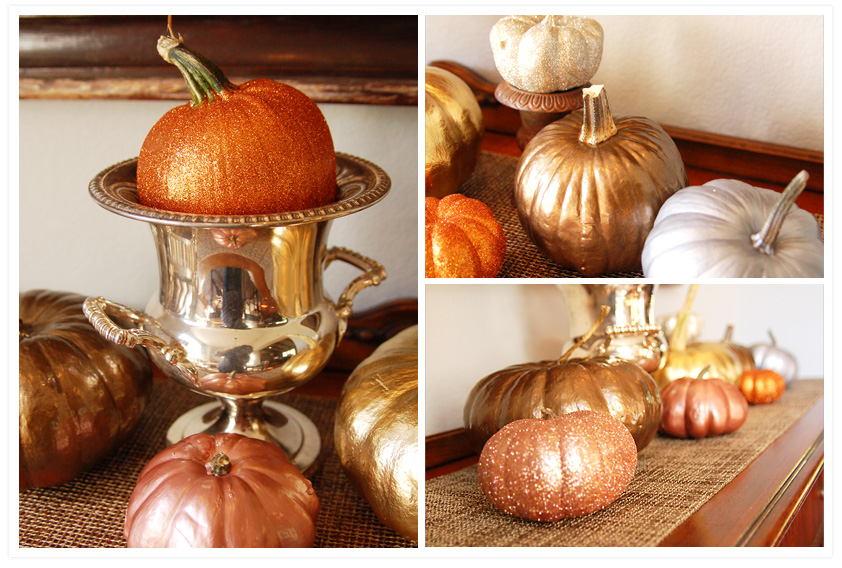 20 Easy Halloween Pumpkin Painting Ideas-8