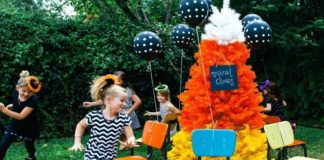 20 Fun Games for Children to Play at Halloween Time