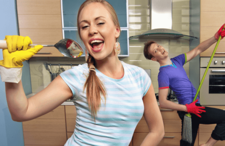 6 Awesome Tips to Get Fit While Doing Housework