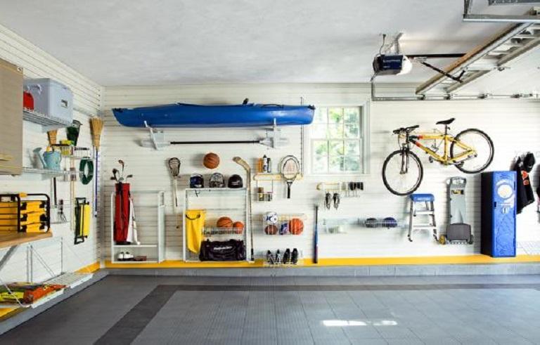 how to organize garage tool ideas | 8 Garage Organization Hacks & Ideas | BiggieTips