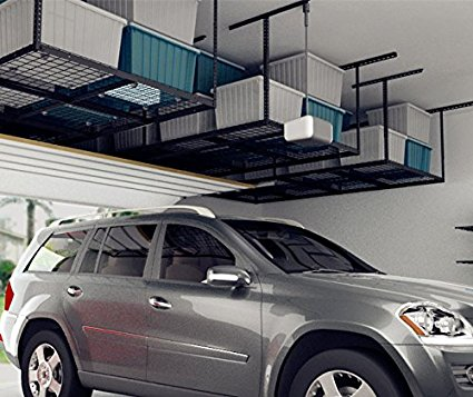 Brilliant Garage Organization Hacks and Ideas -3