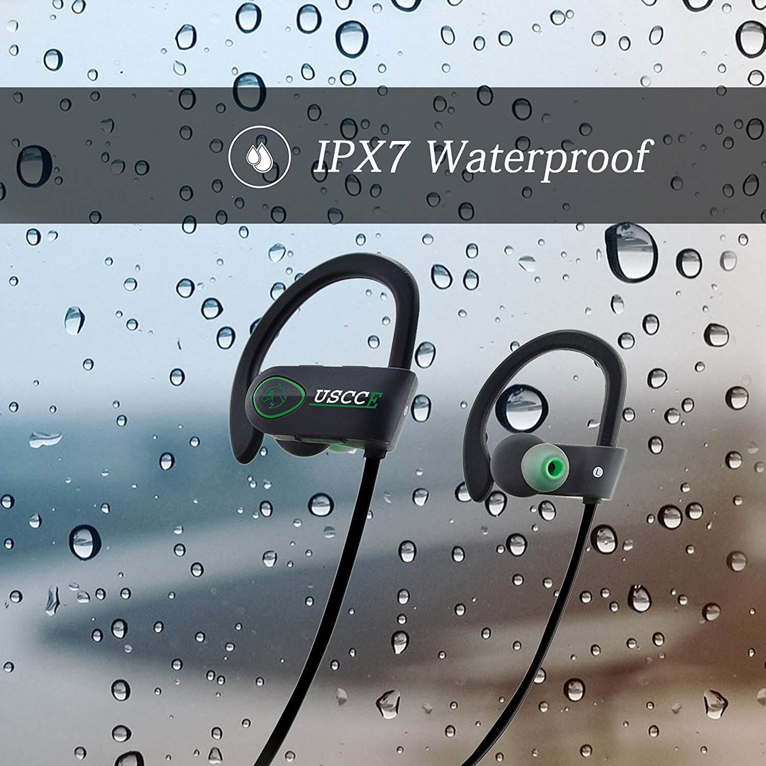 Enjoy Your Workouts with 8 Finest-Buy Waterproof Bluetooth Headphones-5