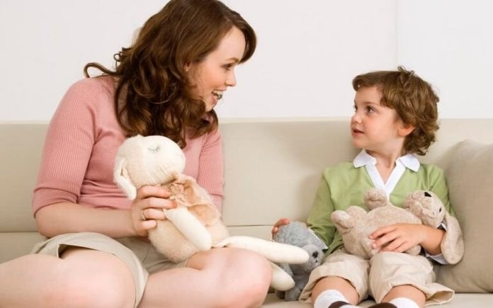 Strategies for Effectively Talking with Little Children