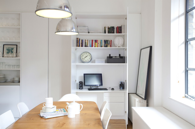 Surprising Small Home Office Ideas -Secret Space
