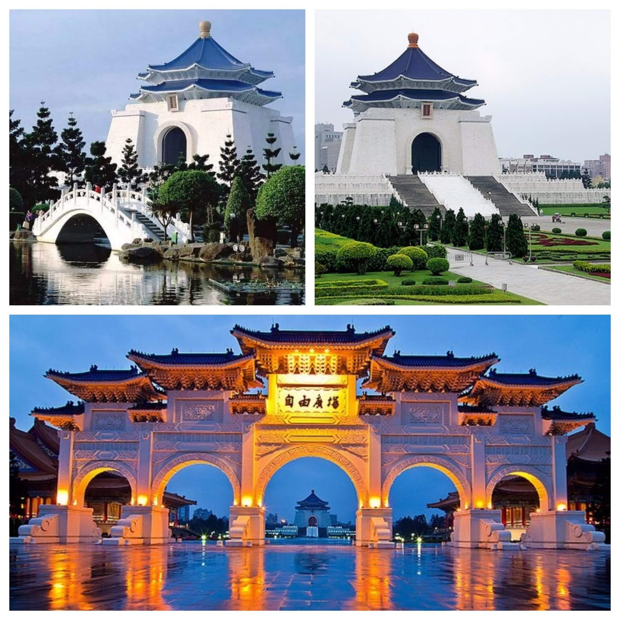 Taipei Travel Guide for First Timers- Chiang Kai-shek Memorial Hall