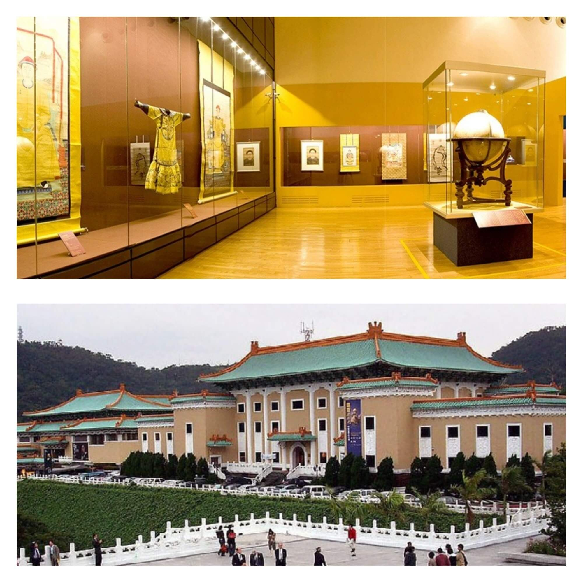 Taipei Travel Guide for First Timers- National Palace Museum