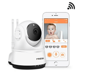 The Top 10 Picks for Baby Camera Monitors- FREDI Wireless Baby Monitor Camera