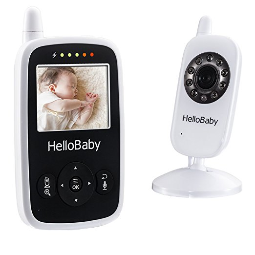 The Top 10 Picks for Baby Camera Monitors- Hello Baby