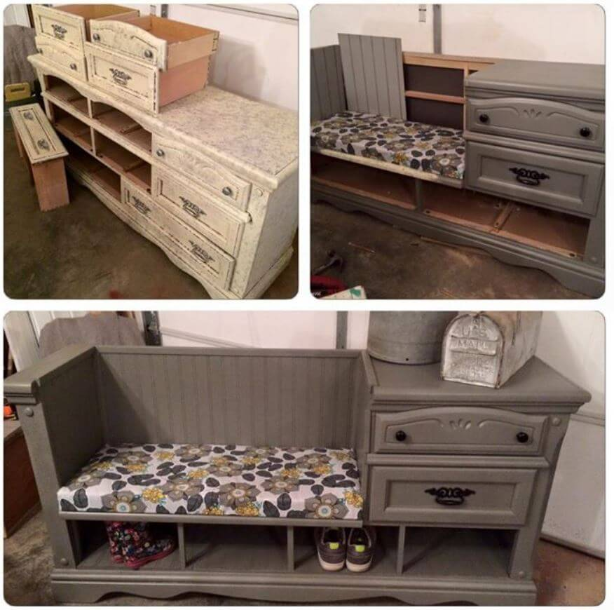 12 Clever Ways to Re-Purpose Your Furniture4