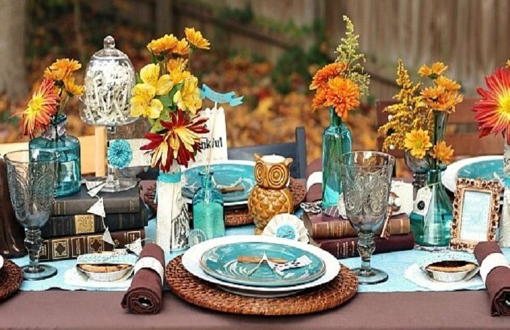 Create a Stylish Thanksgiving Table to Wow Your Guest-1