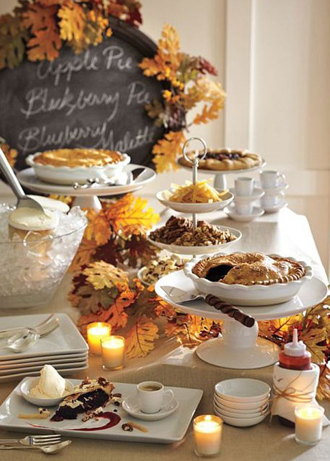 Create a Stylish Thanksgiving Table to Wow