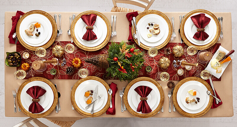 Create a Stylish Thanksgiving Table to Wow Your Guest-4