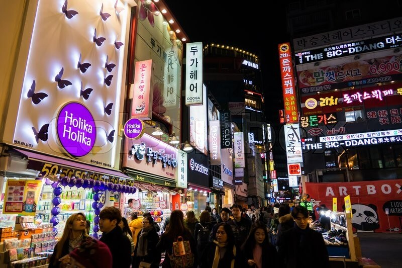 The Top Things You've Got to Do and See in Seoul Korea - Shopping