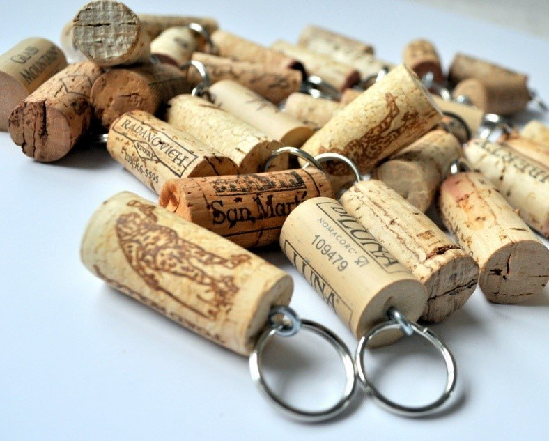10 Things You Can Do with Corks - Part 1-2