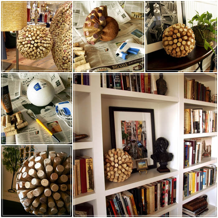 10 Things You Can Do with Corks - Part 1-8