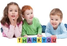 Simple Ways to Teach Children to be Grateful