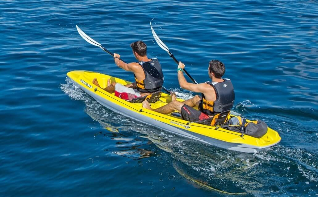 Dive In! 6 Amazing Water Activities That Are A Must To Try - Kayaking