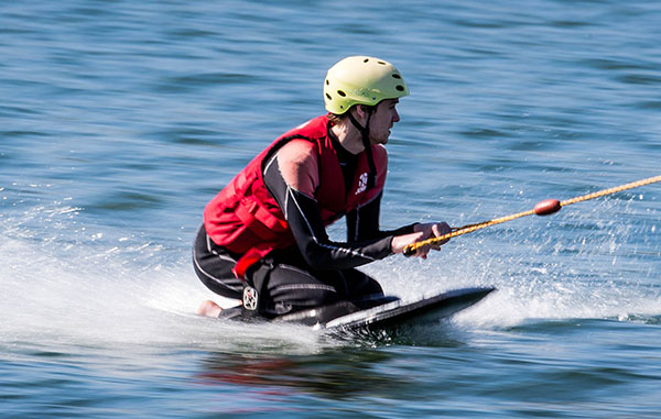 Dive In! 6 Amazing Water Activities That Are A Must To Try - Kneeboarding