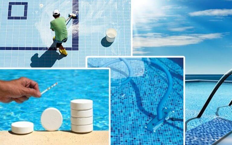 10 surprising pool maintenance tricks you should know biggietips. Black Bedroom Furniture Sets. Home Design Ideas