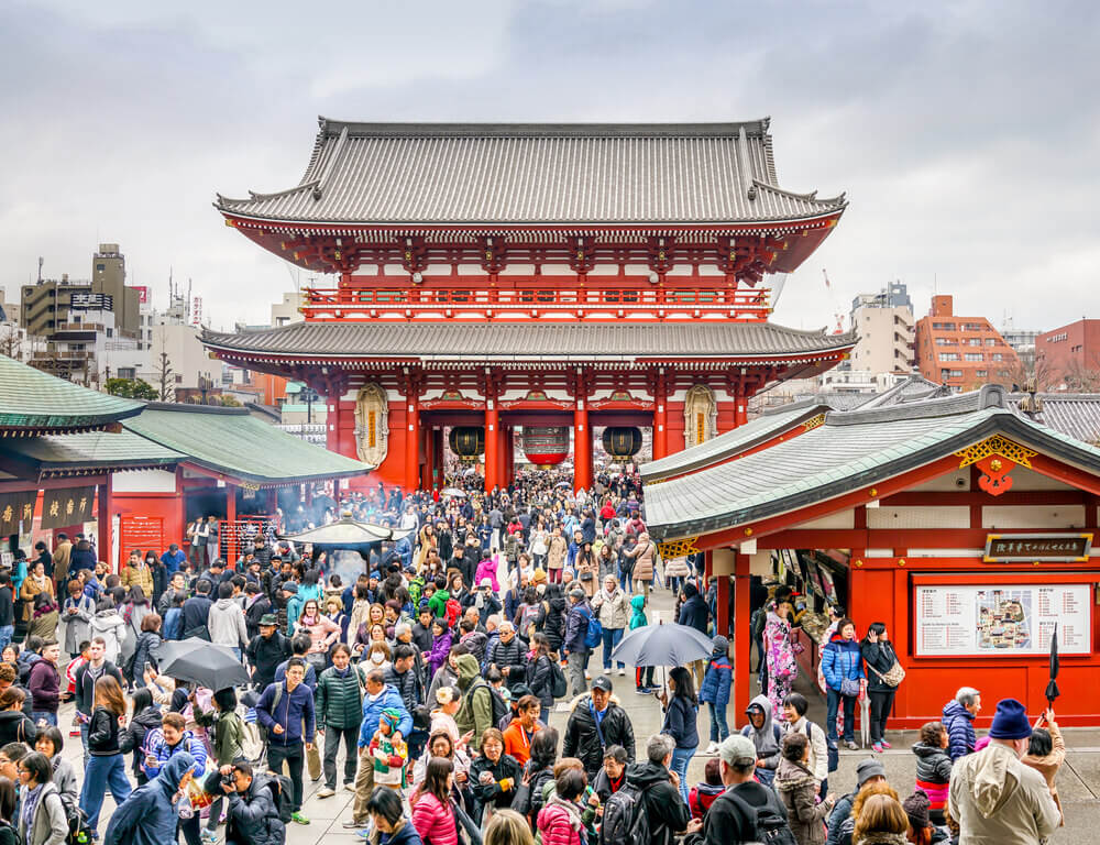 Best Tips for First-Time Travelers To Tokyo - Sensoji TempleBest Tips for First-Time Travelers To Tokyo - Sensoji Temple